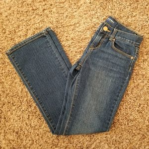 Old Navy Bootcut Jeans Girls Size 8